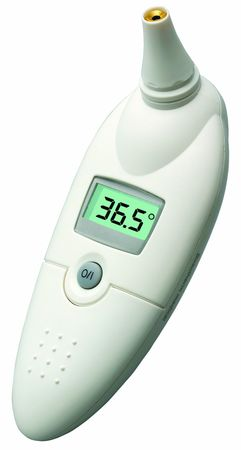 Bosotherm Medical digitales Ohrthermometer Fieberthermometer